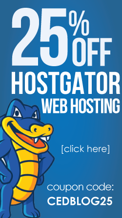 Save 25% off new hosting plans