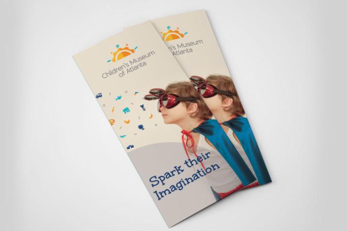 Branding + Brochure Design | Colleen Eakins Design