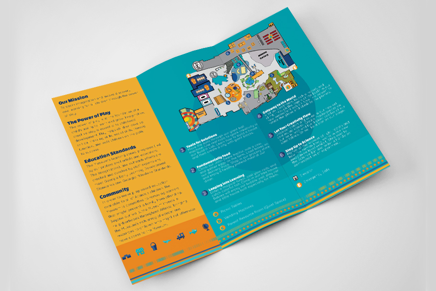 Branding + Brochure Design | Colleen Eakins Design