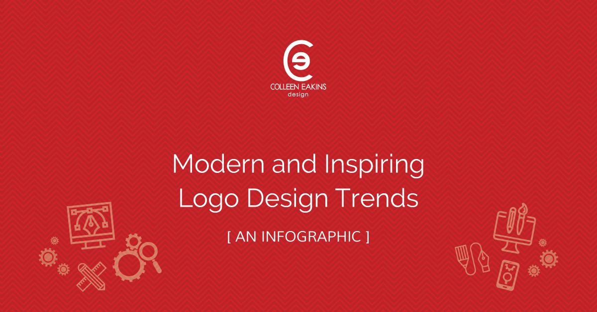 Modern Logo Design Trends: Modern & Inspiring Logo Design Trends [ Infographic