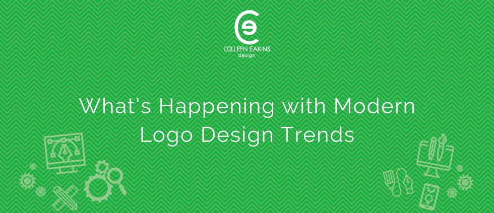Modern Logo Design Trends: What's Happening With Modern Logo Design Trends